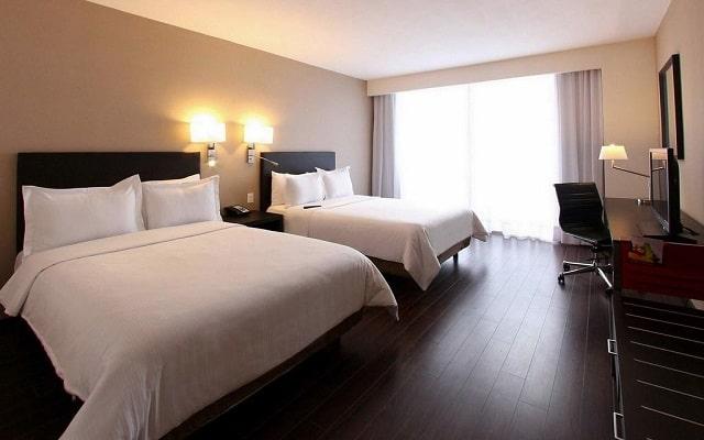 Hotel Fiesta Inn Insurgentes Viaducto, espacios diseñados para tu descanso