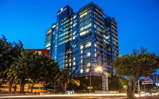 Hotel Fiesta Inn Insurgentes Viaducto en Insurgentes Viaducto