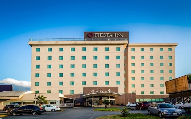 Hotel Fiesta Inn Monterrey Fundidora en Cintermex