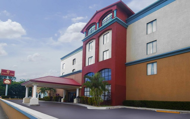 Hotel Fiesta Inn Poza Rica en Poza Rica