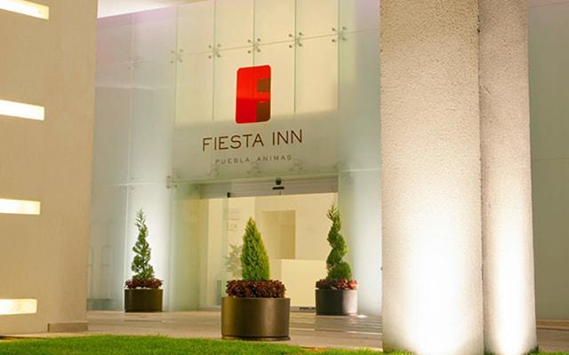 Hotel Fiesta Inn Puebla Las Ánimas en Puebla Ciudad
