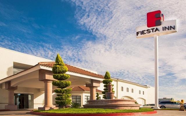 Hotel Fiesta Inn Saltillo en Saltillo Ciudad