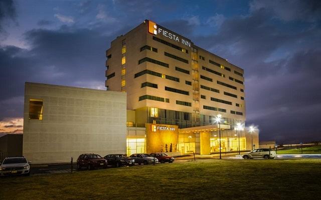 Hotel Fiesta Inn Toluca Aeropuerto