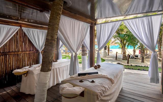 Hotel Flamingo Cancún Resort, permite que te consientan con un masaje