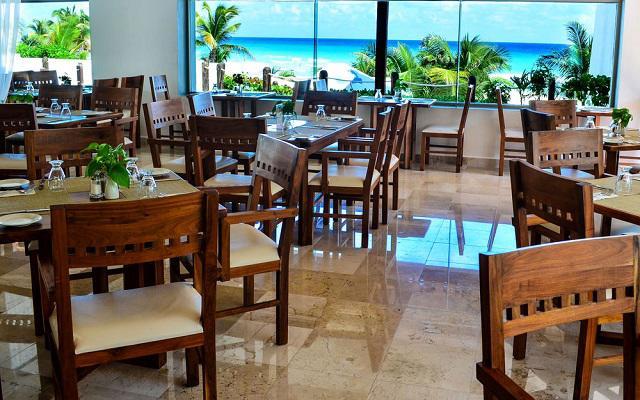 Hotel Flamingo Cancún Resort, buena propuesta gastronómica
