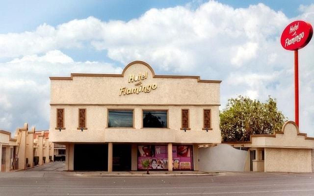 Hotel Flamingo en Ciudad Juárez Ciudad