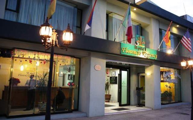 Hotel Florencia Regency en Morelia Ciudad