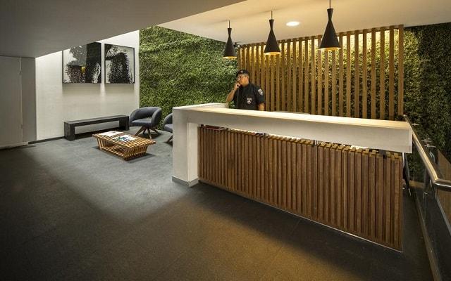 Hotel FlowSuites Condesa, lugar seguro y confiable