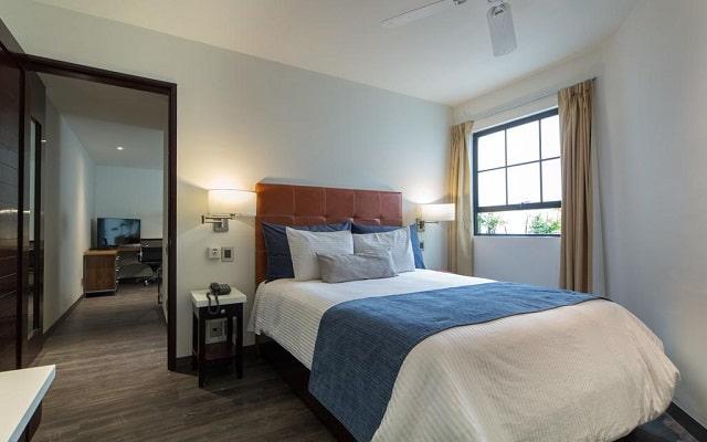 Hotel Flowsuites Polanco, espacios diseñados para tu descanso