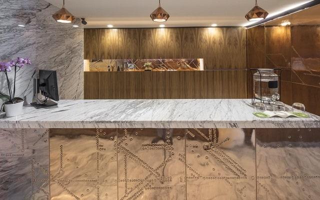 Hotel Flowsuites WTC, atención personalizada desde el inicio de tu estancia