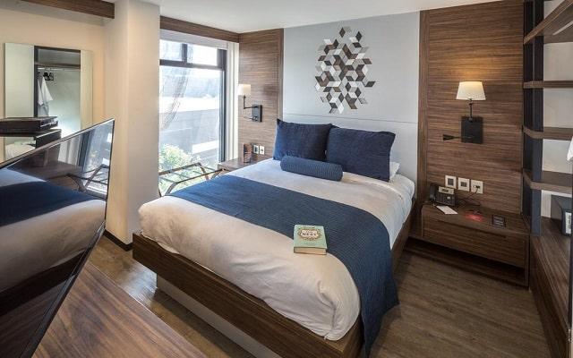 Hotel Flowsuites WTC, ambientes agradables