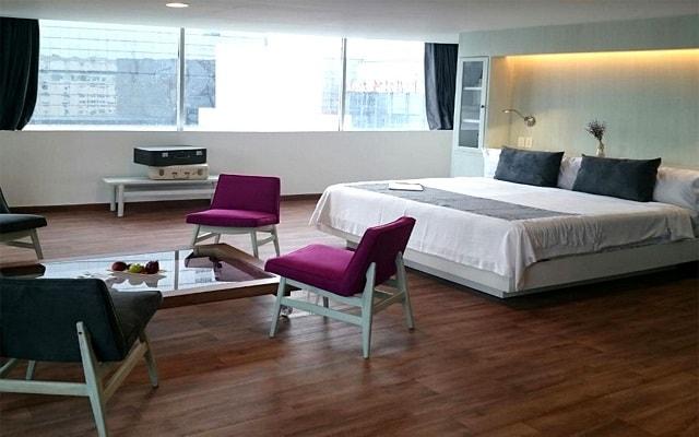 Hotel Fontán Ixtapam, espacios diseñados para tu descanso