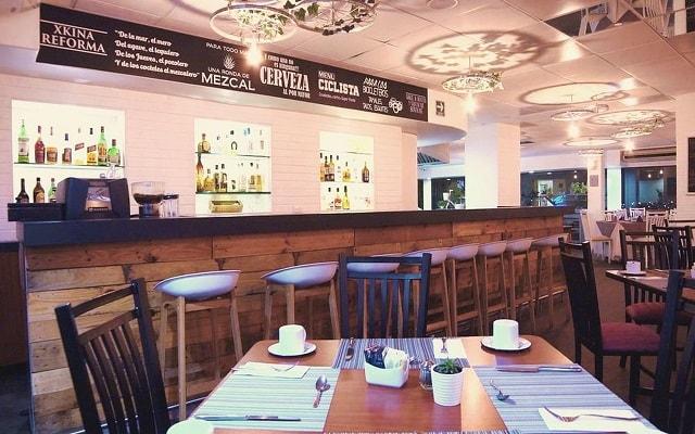 Hotel Fontán Reforma, disfruta una copa en ambientes agradables