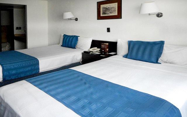 Habitaciones con amenidades pensadas para tu descanso