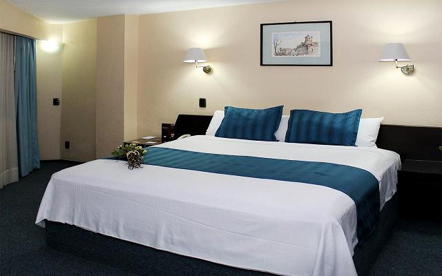 Hotel Fontán Reforma, habitaciones cómodas y acogedoras