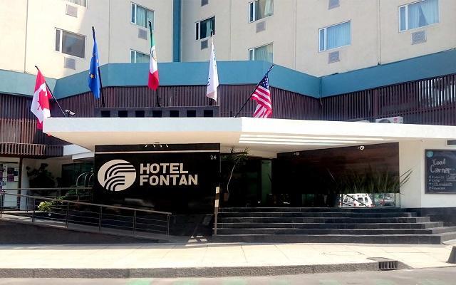 Hotel Fontán Reforma en Reforma