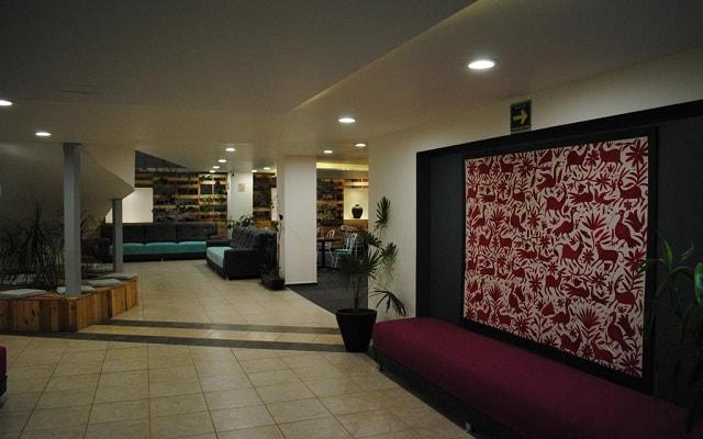 Hotel Fontán Reforma, lobby