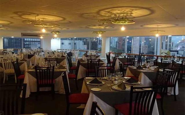 Hotel Fontán Reforma, salón de eventos