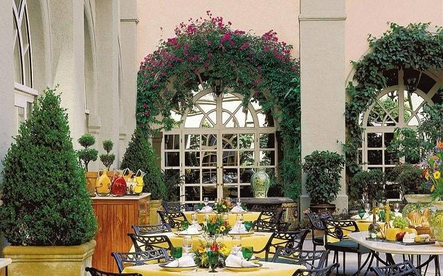 Hotel Four Seasons México, escenarios fascinantes