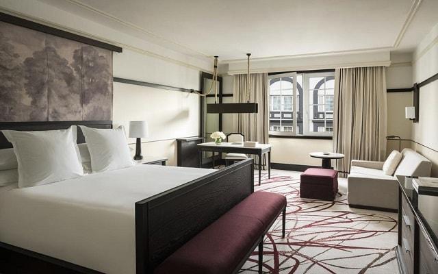 Hotel Four Seasons México, amplias y luminosas habitaciones