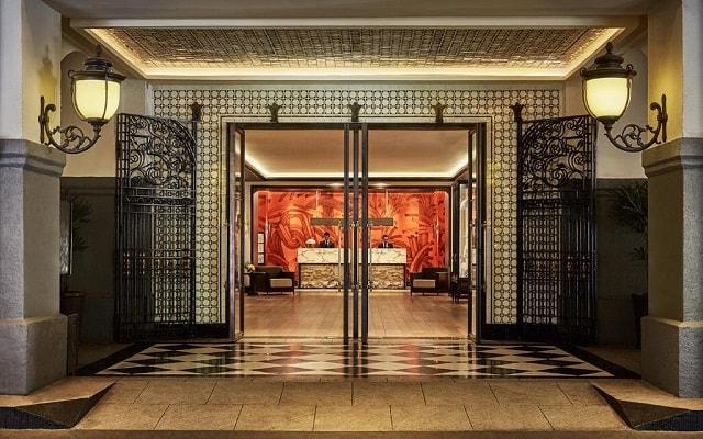 Hotel Four Seasons México, atención personalizada desde el inicio de tu estancia