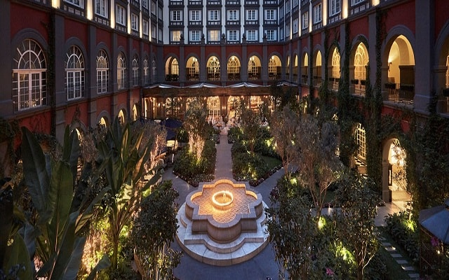 Hotel Four Seasons México, ambientes únicos