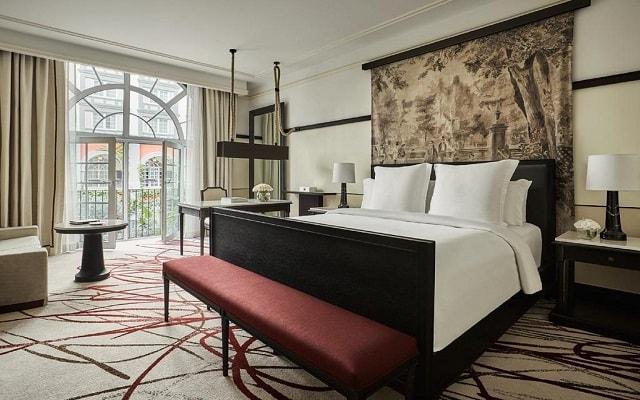 Hotel Four Seasons México, habitaciones con todas las amenidades