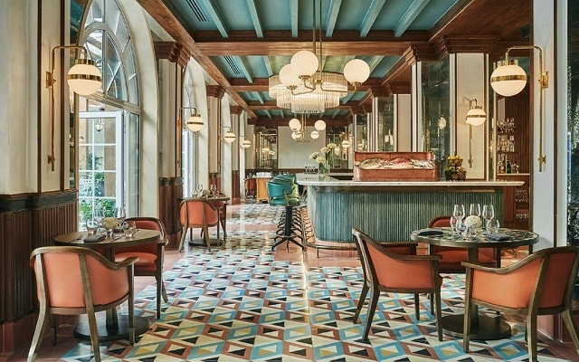 Hotel Four Seasons México, sitio ideal para tus alimentos
