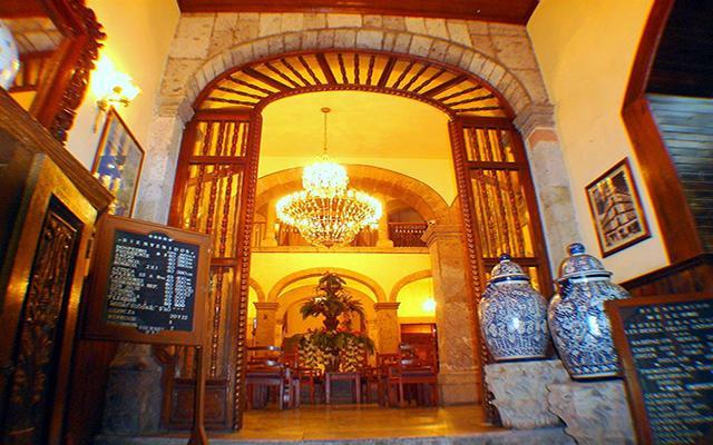 Hotel Francés, sitios fascinantes