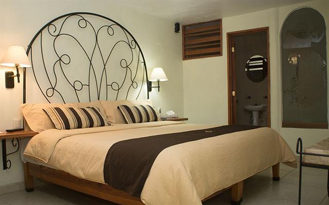 Hotel Francés, ofrece confort en todas sus habitaciones