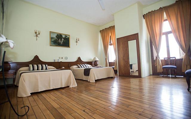 Hotel Francés, habitaciones cómodas y acogedoras