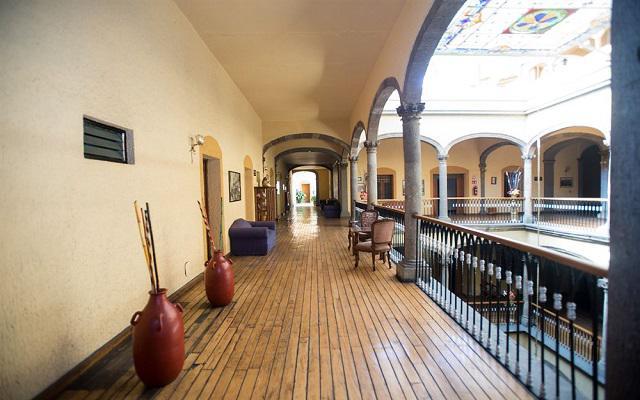 Hotel Francés, confort y elegancia en cada sitio