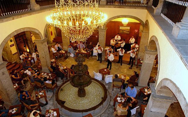 Hotel Francés, escenario perfecto para disfrutar de los alimentos