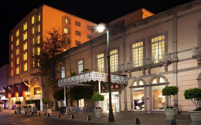 Hotel Francia Aguascalientes en Aguascalientes Ciudad