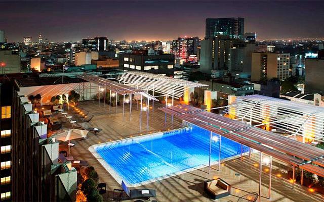Hotel Galería Plaza Reforma, vistas increíbles