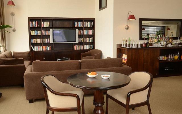 Hotel Galería Plaza Reforma, Brisas Business Lounge