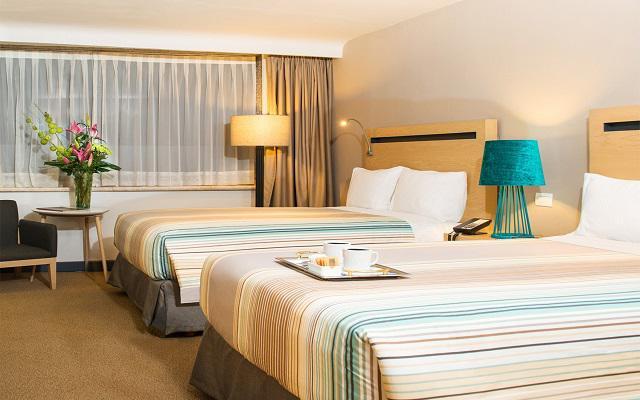 Hotel Galería Plaza Reforma, habitaciones bien equipadas