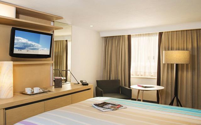 Hotel Galería Plaza Reforma, habitaciones cómodas y acogedoras