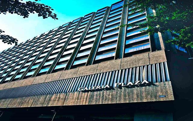Hotel Galería Plaza Reforma, excelente ubicación