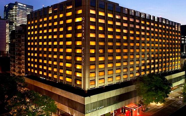 Hotel Galería Plaza Reforma en Reforma