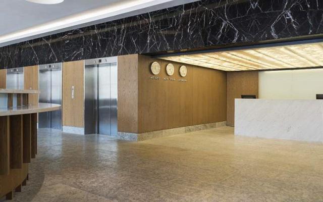 Hotel Galería Plaza Reforma, instalaciones funcionales
