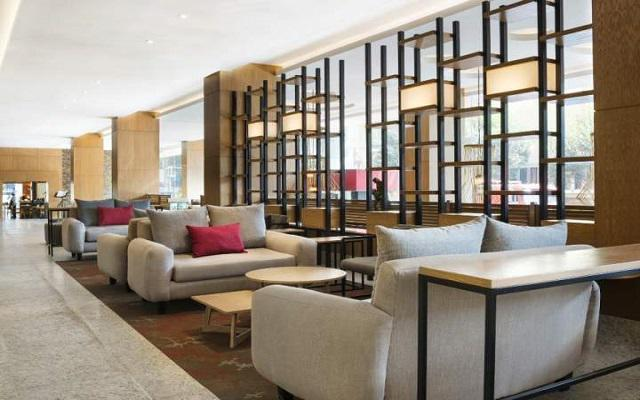 Hotel Galería Plaza Reforma, Lobby