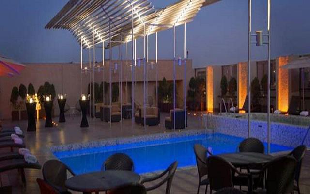Hotel Galería Plaza Reforma, sitios ideales para relajarte