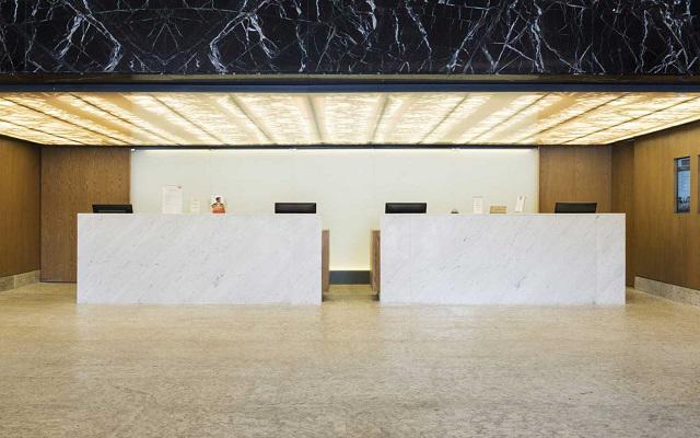 Hotel Galería Plaza Reforma, atención personalizada desde el inicio de tu estancia