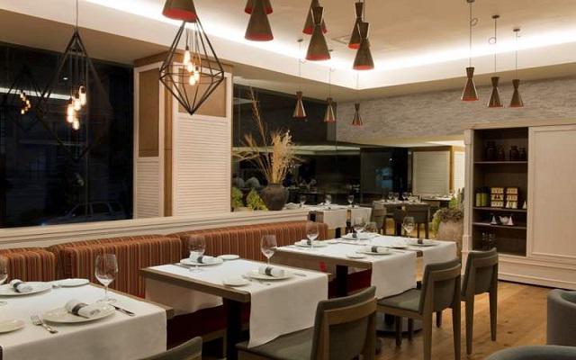 Hotel Galería Plaza Reforma, gastronomía de calidad