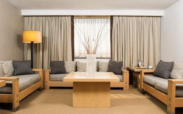 Hotel Galería Plaza Reforma, espacios diseñados para tu descanso