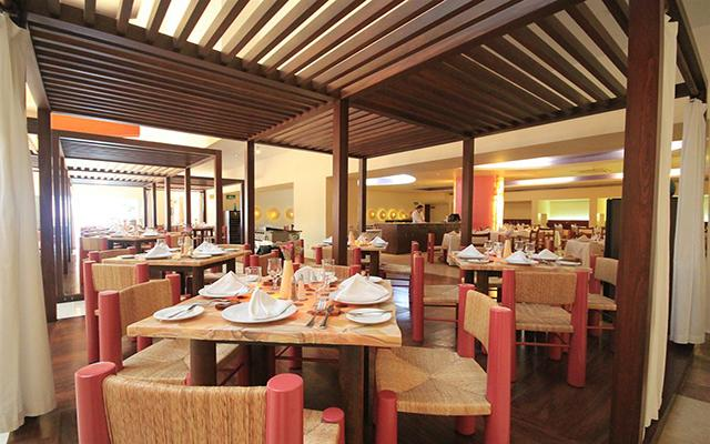 Galería Plaza Veracruz by Brisas, Restaurante La Mulata