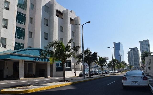 Hotel Gamma Veracruz Boca del Río Oliba en Boca del Río