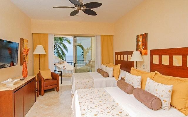 Hotel Garza Blanca Residences All Inclusive, amplias y luminosas habitaciones