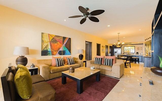 Hotel Garza Blanca Residences All Inclusive, habitaciones bien equipadas